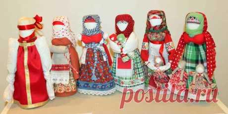 Правила общения с обережными куклами | Праздничный мир
