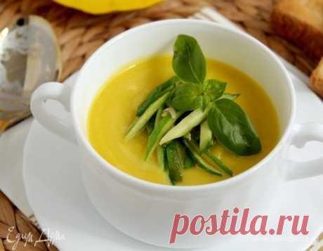 Тыквенный суп с цукини рецепт 👌 с фото пошаговый   Едим Дома кулинарные рецепты от Юлии Высоцкой