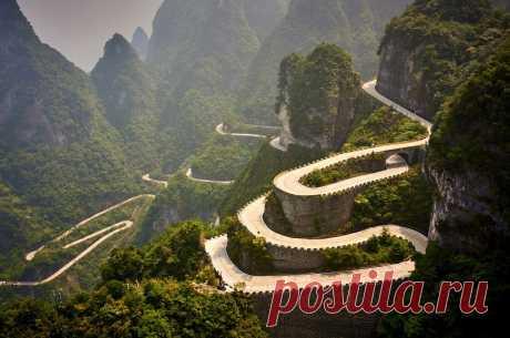 10 самых живописных дорог мира — Российское фото