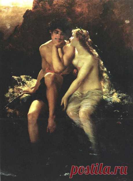 Wilhelm Kray Вильгельм Край (1828-1889) - немецкий художник. – 28 фотографий | ВКонтакте