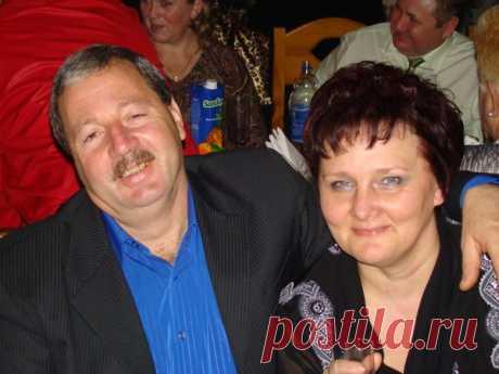 Виктор и Елена Рыбак