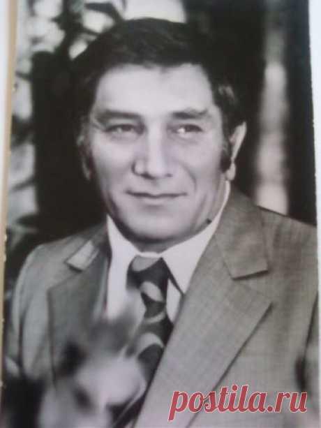 Народный артист СССР актер театра и кино Джигарханян Армен Борисович