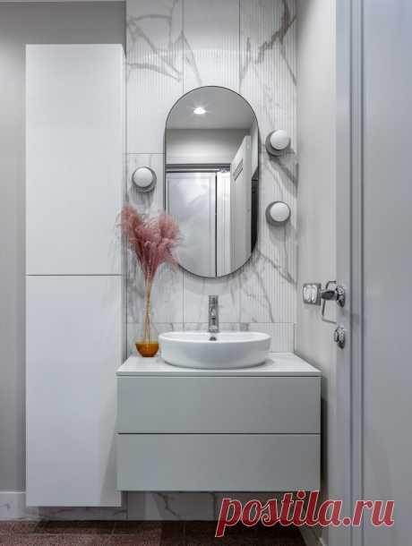 Хранение в ванной: практичные идеи, дизайнерские примеры и советы c фото   AD Magazine