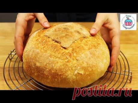 ДЕРЕВЕНСКИЙ ХЛЕБ или как испечь домашний хлеб