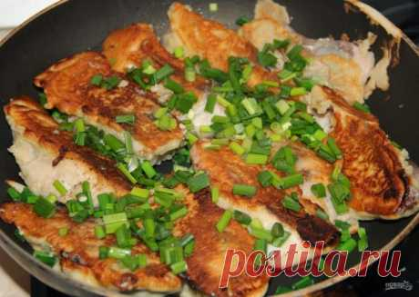 Вкусный кляр для рыбы - пошаговый рецепт с фото на Повар.ру