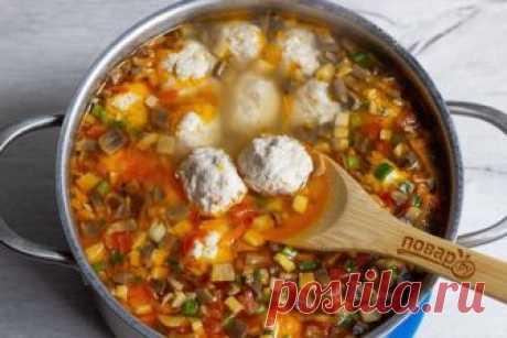Варим самый вкусный суп: 10 обалденных рецептов   POVAR.RU   Яндекс Дзен