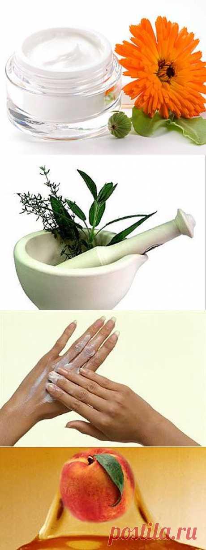 Домашний косметолог: крем для рук
