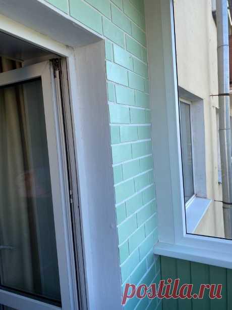 Как я переделала стены на балконе, используя остатки подложки для ламината. Ч.1 | Renew- вторая жизнь старых вещей | Яндекс Дзен