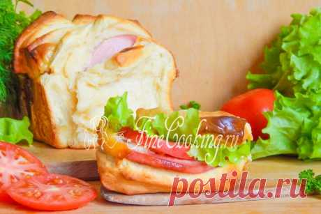 Хлеб-бутерброд - влюбил меня в себя с первого раза!. рецепт выпечки запросто выручит вас, когда лень готовить что-то серьезное и сложное, а накормить семью нужно.