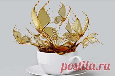 Делаем жизнь вкуснее: простые рецепты необычного кофе - InVkus