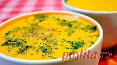 Детский суп-пюре из кабачков и цветной капусты