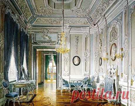 Gatchina Palace - Dressing Room | Pinterest • el catálogo Mundial de las ideas