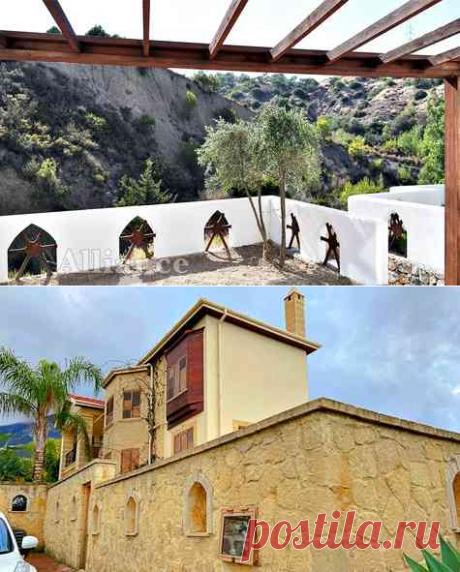 Купить недвижимость на Северном Кипре Мы предлагаем роскошные виллы в Беллапаисе, эксклюзивное место для жизни на Севернои Кипре!
