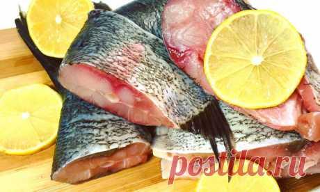 Не знаете что приготовить из рыбы? От этого блюда у всех отнимет дар речи - Скатерть-Самобранка - медиаплатформа МирТесен