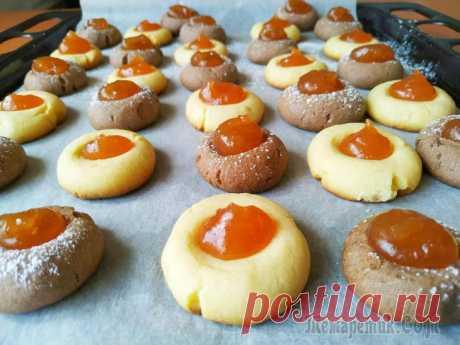 Вкусное печенье к чаю от осенней хандры
