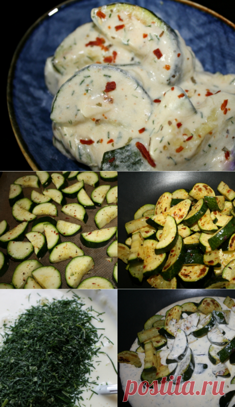 Первое, что я готовлю из молодых кабачков! Быстрое и до чертиков вкусное блюдо за 30 минут.