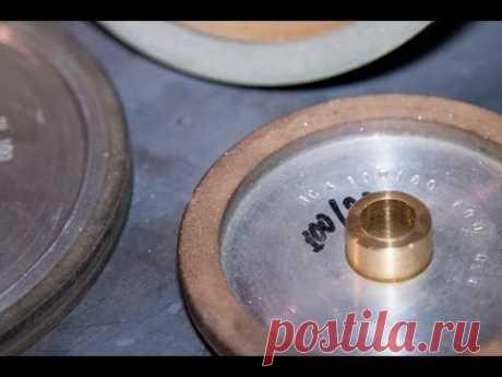 Обзор алмазных кругов (диски и чашки) для заточки инструмента