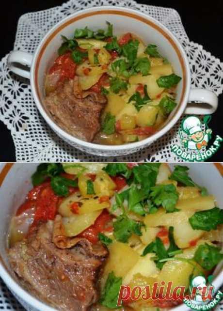 Дамлама - кулинарный рецепт
