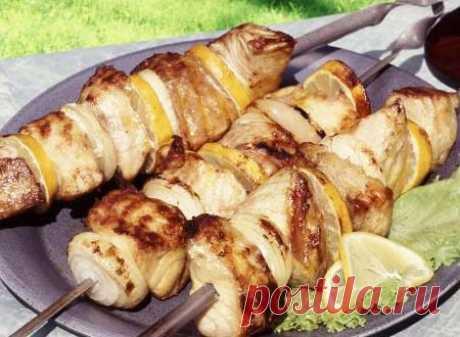 Шашлык (без уксуса) из свинины и 6 самых вкусных маринадов, чтобы мясо было мягким