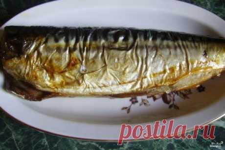 Скумбрия, запеченная в пакете - пошаговый рецепт с фото на Повар.ру