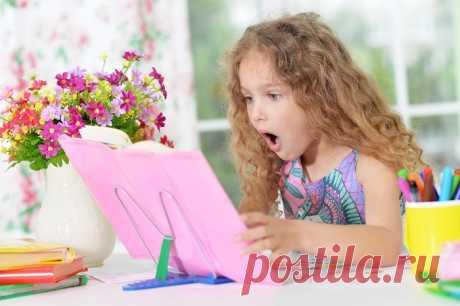 Как привить ребенку любовь к чтению: советы для родителей   Семья и мама