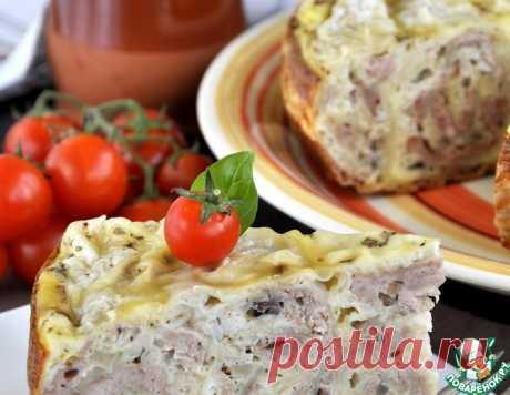 Быстрый мясной пирог в мультиварке – кулинарный рецепт