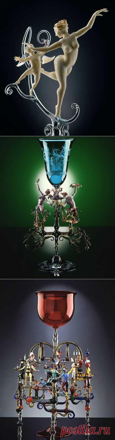 Lucio Bubacco /// Муранское стекло | Искусство