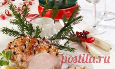 10 recetas de Año Nuevo de los platos de carne para todos los gustos