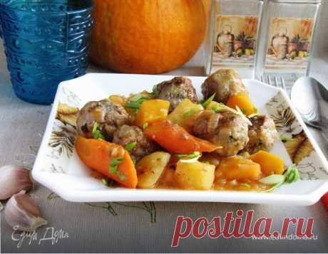 Рагу с мясными шариками рецепт 👌 с фото пошаговый | Едим Дома кулинарные рецепты от Юлии Высоцкой