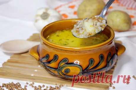 Зимний Сырно-гречневый суп. Любовь с первой ложки. | Вкусно#Смачно | Яндекс Дзен