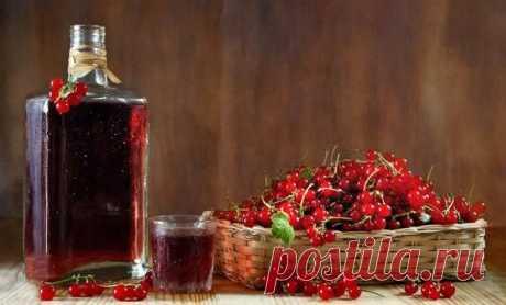 Полезное ягодное вино