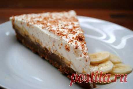 Торт банановый: рецепты для выпечки