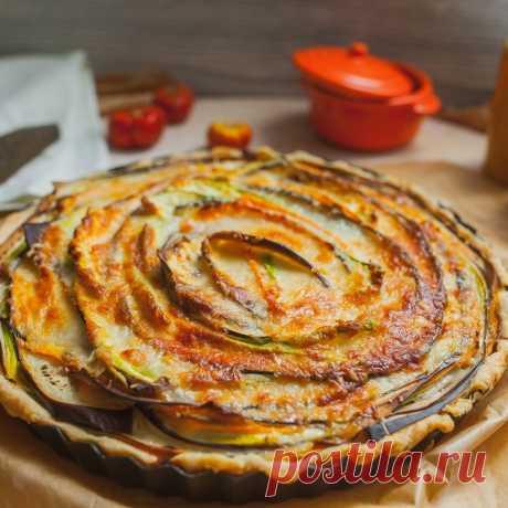Пирог «Овощная роза» - пошаговый рецепт с фото, ингредиенты, как приготовить - Hi-chef.ru