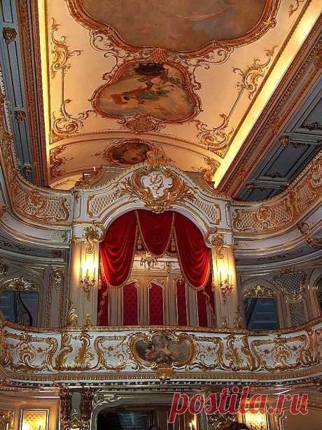 Yusupov Palace on Moika. Part 2.