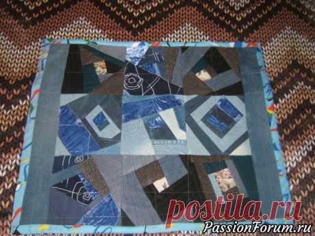 Коврик под швейную машинку - запись пользователя Лариса Ивановна (Лариса) в сообществе Шитье в категории Домашние мелочи своми руками