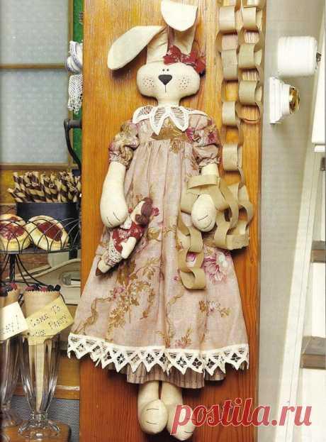 Как сделать куклу Тильду практичной — Делаем руками