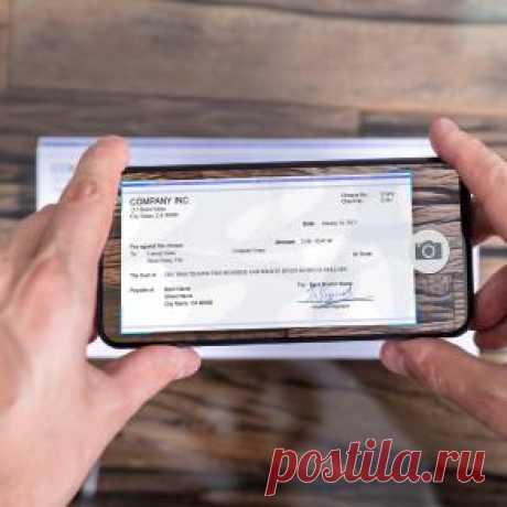 Как использовать смартфон в качестве сканера документов Как сканировать документы при помощи Android-смартфона и iPhone: инструкция