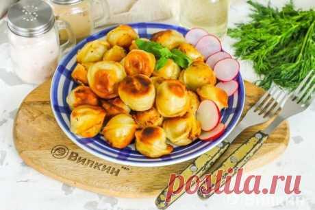 Как пожарить замороженные пельмени на сковороде | Вилкин 👩🍳: рецепты и лайфхаки | Яндекс Дзен