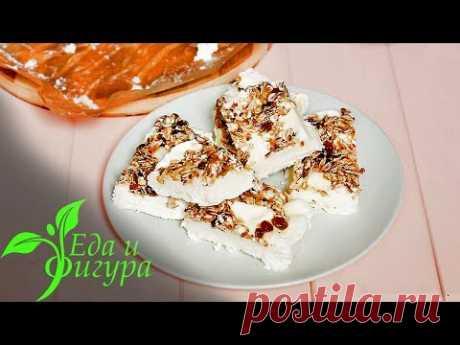Холодные летние десерты из йогурта с ягодами. 4 рецепта.