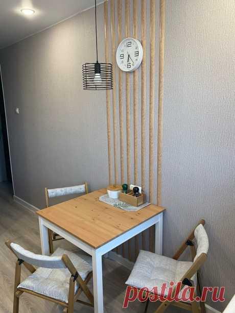 Обалденная кухня 7 кв.м. По-настоящему живая и уютная, уходить из нее не захочется. Плюс идея как спрятать газовую трубу.   Ремонт на любой вкус   Яндекс Дзен