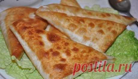 Как приготовить нет ничего проще чем приготовить эти замечательные и сытные пирожки. все что вам понадобится это армянский лаваш, сыр и ветчина. - рецепт, ингредиенты и фотографии
