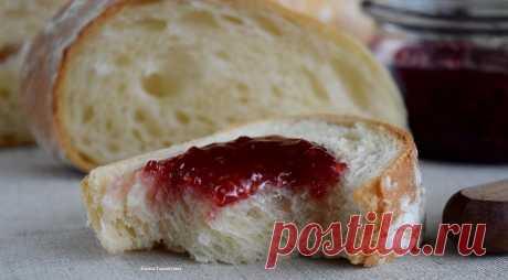 Хлеб-бублик CIAMBELLA, пошаговый рецепт с фото
