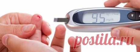 Питание при сахарном диабете 2 типа - рецепты, диета, меню на неделю