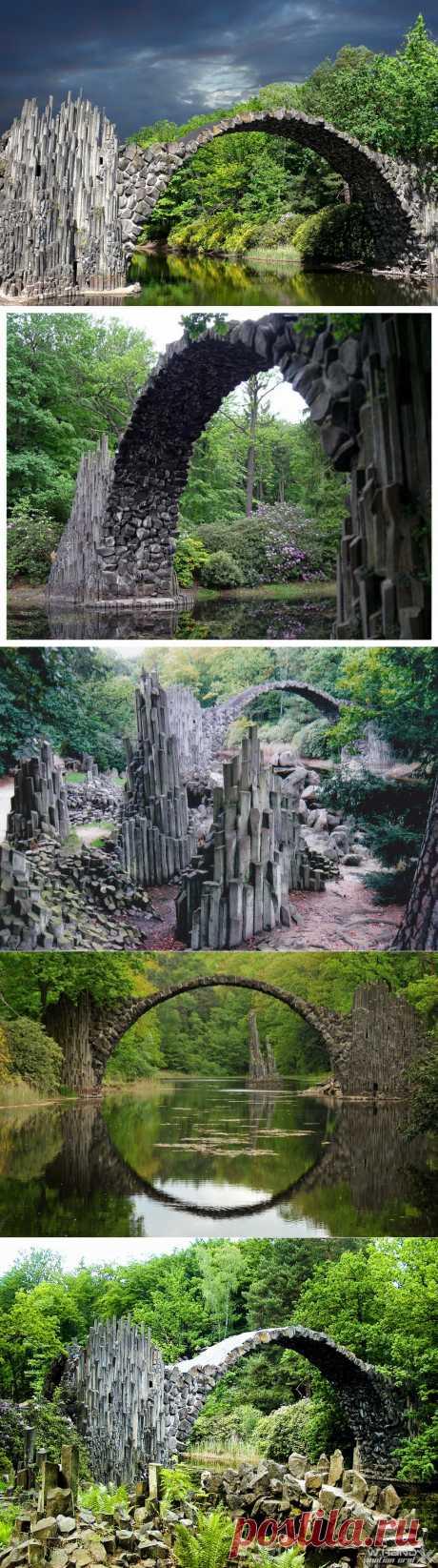 Невероятная архитектура старых каменных мостов Европы   Newpix.ru - позитивный интернет-журнал