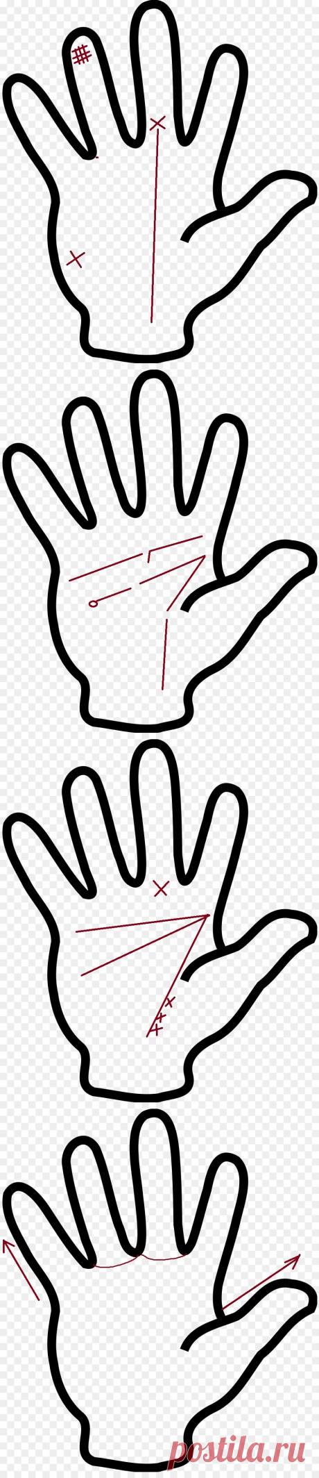 Недобрые знаки на руке   Леля Сережкина   Яндекс Дзен