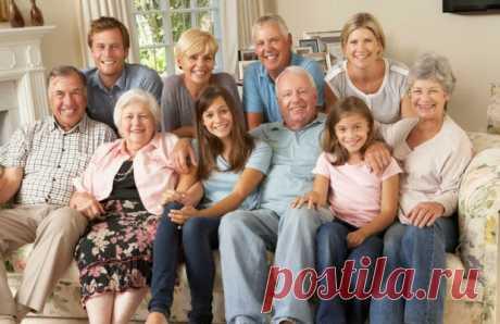 Как определить степень родства и называть родственников правильно