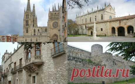 Экскурсия в Бургос - средневековая христианская столица Испании | Туризм в Испании