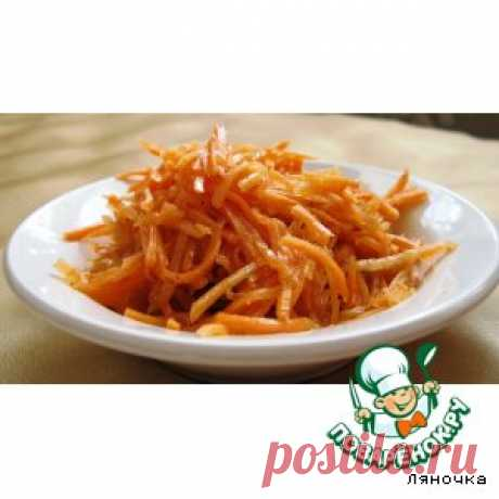 Морковь по-корейски от Ляночки – кулинарный рецепт