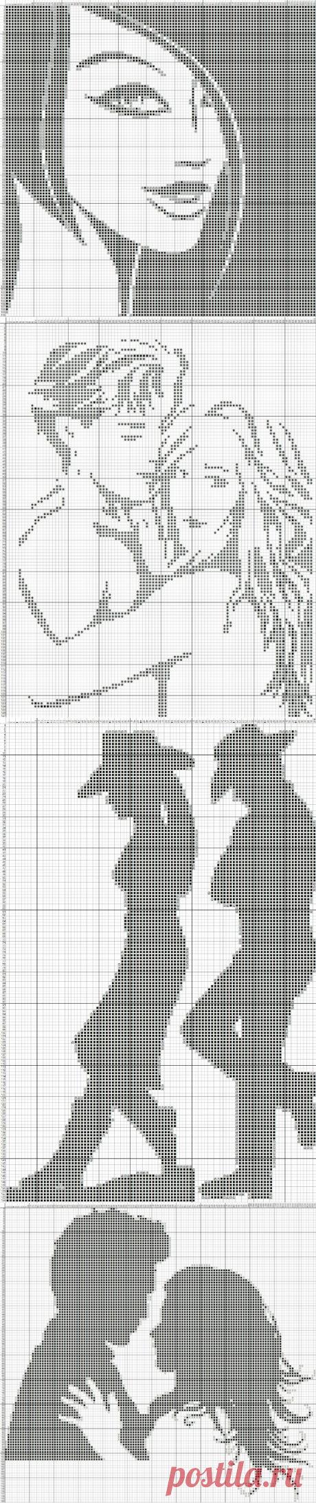 филейное вязание | Записи в рубрике филейное вязание | Дневник