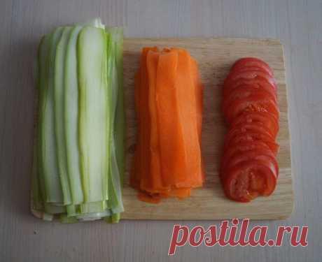 Красивая и вкусная овощная запеканка — Фактор Вкуса